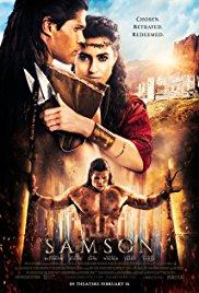 Samson (2018), elokuva