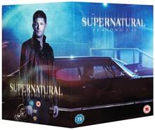 Supernatural: Kaudet 1-13, TV-sarja