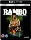 Rambo - First Blood Part 2 (Blu-ray), elokuva
