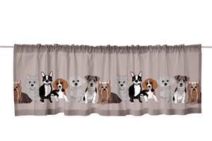 Vallila Doggies, kappa 60 x 250 cm