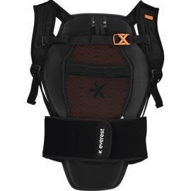 Everest BACK PROTECT D3O BLACK 1af6b3ba08