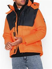 Sweet Sktbs Sweet HH Two In One Jacket Takit Orange/Black