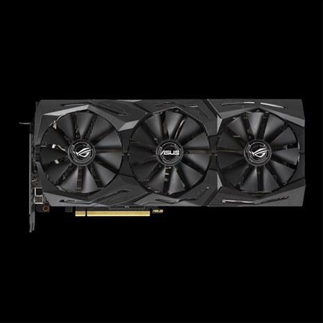 ASUS GeForce RTX 2070 Gaming Advanced 8 GB, PCI-E, näytönohjain