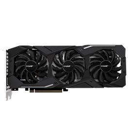 Gigabyte GeForce RTX 2070 WINDFORCE 8 GB, PCI-E, näytönohjain