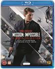 Mission Impossible 1-6 (blu-ray), elokuva