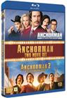 Uutisankkuri 1-2 (Anchorman, Blu-Ray), elokuva