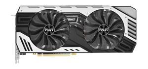 Palit GeForce RTX 2070 Super JetStream 8 GB, PCI-E, näytönohjain