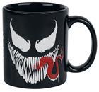 Venom (Marvel) Face Muki musta