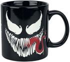 Venom (Marvel) Face - XXL Tasse Muki musta