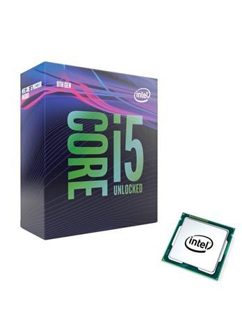 Intel Core i5-9600K, prosessori