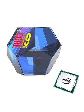 Intel Core i9-9900K, prosessori