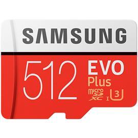 MicroSDXC 512GB, muistikortti