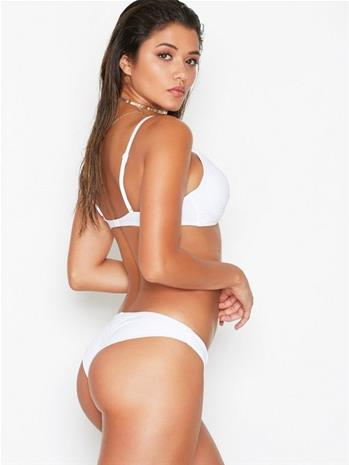 NLY Beach Brazilian Bikini Panty Valkoinen