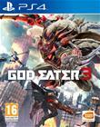 God Eater 3, PS4 -peli