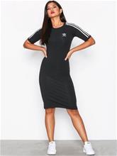 Adidas Originals 3 Stripes Dress Musta