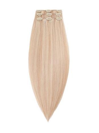 Rapunzel Of Sweden 50 cm Clip-on set Original 3 pieces Scandinavian Blonde