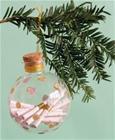 Milestone lasinen joulupallo Muistolapuilla