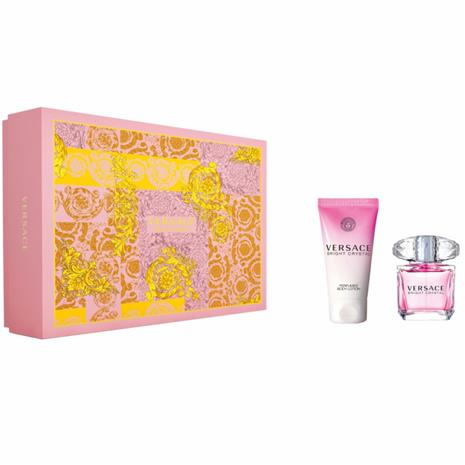 Versace Bright Crystal EdT Kit
