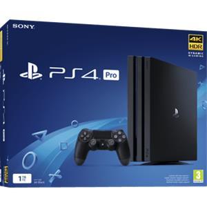 PlayStation 4 Pro (PS4, 2 TB), pelikonsoli