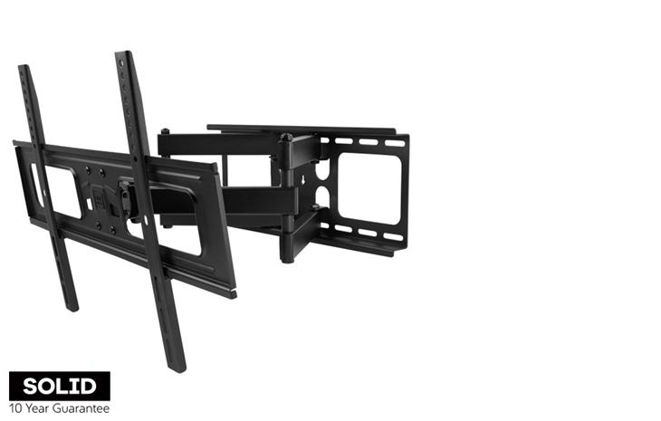 """One For All Solid Wall Mount Turn 120° WM4661, tv-seinäteline 32-84"""", max 60 kg"""