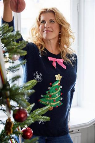 Ellos Jolly-jouluneulepusero