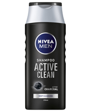 Nivea Men Active Clean 250 ml shampoo