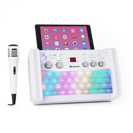 DiscoFever 2.0 -karaokelaitteisto bluetooth