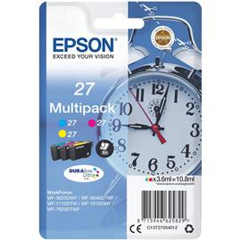 Epson 27 Multipack, mustekasetti