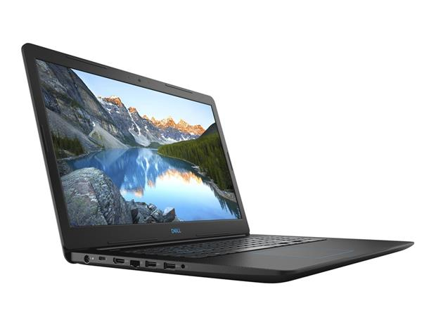 "Dell G3 3779 75KPH (Core i7-8750H, 16 GB, 2000 GB + 256 GB SSD, 17,3"", Win 10 Pro), kannettava tietokone"