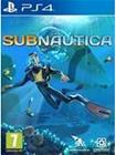 Subnautica, PS4 -peli
