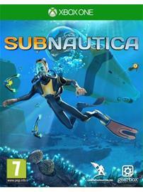 Subnautica, Xbox One -peli