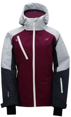 2117 OF SWEDEN Grytnäs Eco Ski Jacket naisten laskettelutakki