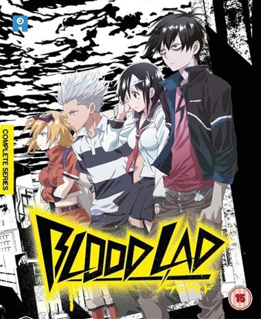 Blood Lad: Collector's Edition (Blu-Ray), TV-sarja