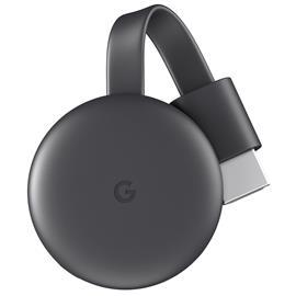 Google Chromecast (3rd gen), mediatoistin