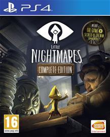 Little Nightmares Complete Edition, PS4-peli