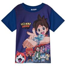 T-paita, Tummansininen128 cm