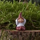 Etly Klarborg Klarborgnisser Linus, tonttufiguuri 5 cm