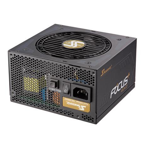 Seasonic Focus Plus 650 Gold, virtalähde