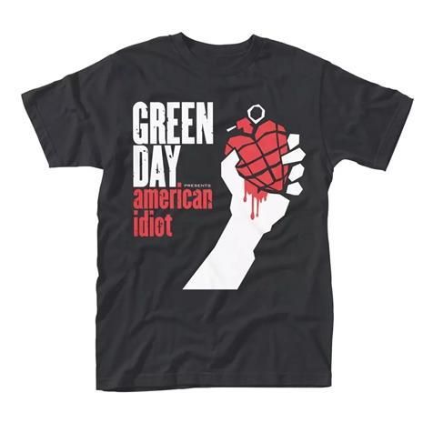 Green Day AMERICAN IDIOT T-Paita