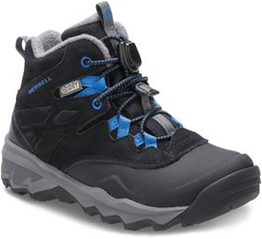 Merrell Thermoshiver Talvikengät, Black/Blue 32