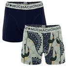 Muchachomalo 2 pakkaus Proud Boxer * Ilmainen Toimitus *