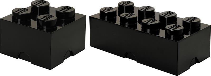LEGO Laatikkopaketti, Musta