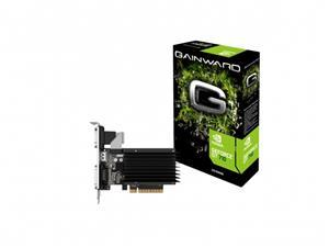 Gainward GeForce GT 710 2 GB, PCI-E, näytönohjain