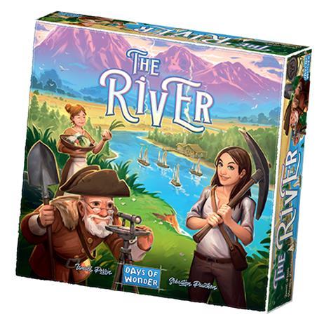 The River, lautapeli