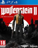Wolfenstein II (2): The New Colossus - Welcome to America, PS4-peli