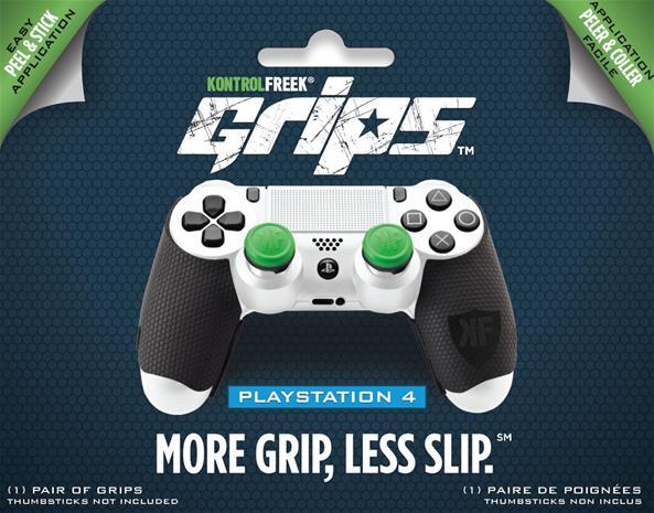 KontrolFreek Performance Grips, PS4 -ohjainapu