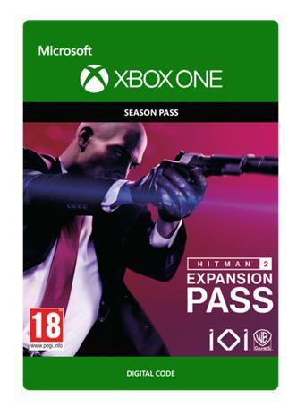 Hitman 2 - Expansion Pass, Xbox One -peli