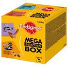 Pedigree Snacks Mega Box - keskikokoisille koirille (10-25 kg)