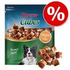 Rocco Cubes -säästöpakkaus - kana 4 x 150 g