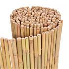 vidaXL Puutarha-aita bambu 300x100 cm